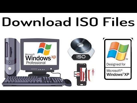 How to Download Windows XP Professional 64 Bit Free ISO Files
