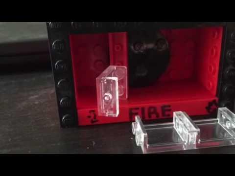 Lego Fire Alarm