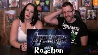Download Avengers Endgame Trailer Reaction & Thoughts Video