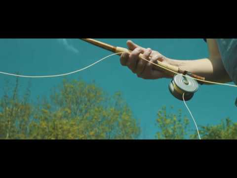 Casting Cane - Testing an 8' #4 Bamboo Fly Rod