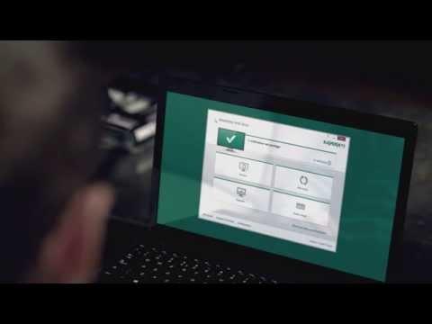 Kaspersky Anti-virus : Tutoriel Fonctionnalités