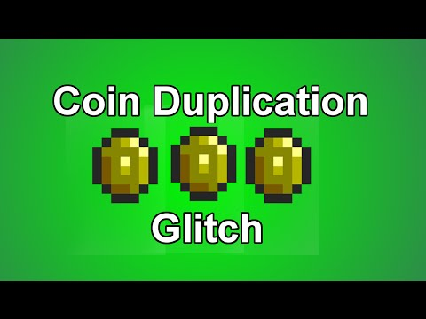 Terraria - 1.2.4.1 - Unlimited Coins Glitch