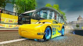 Cars 3 Driven To Win Cruz Ramirez In London S Buckingham Sprint