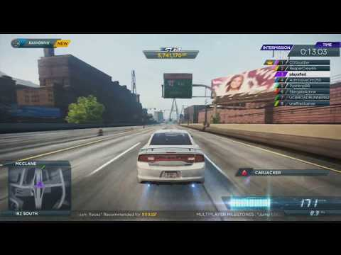 Need for Speed Most Wanted 2012 | Srt8 Dodge Charger DLC (online only car) + FREE CODE TO DOWNLOAD!