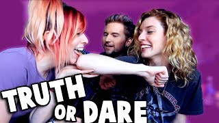 TWISTED TRUTH or DARE w/ Carly & Erin