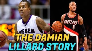 From Two Star Prospect to NBA All Star! The Damian Lillard Story