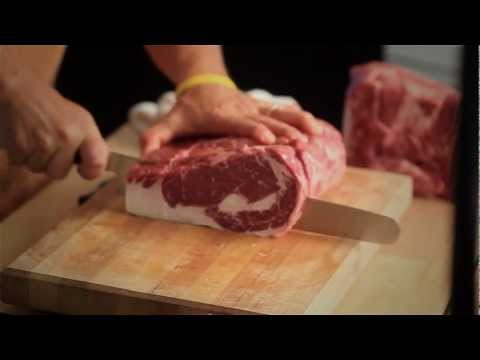 How to Trim Ribeye