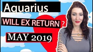 Pisces, WILL EX RETURN?? Love/Soulmate May 2019 Videos & Books