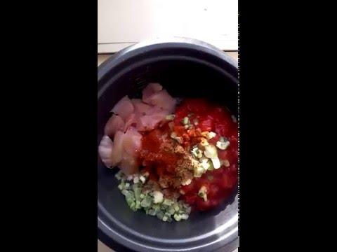 Easy chicken recipe [rice cooker recipe]