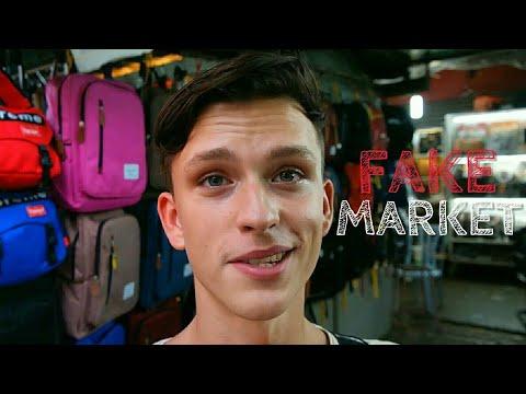 Travel to Kuala Lumpur, Malaysia Fake Markets !