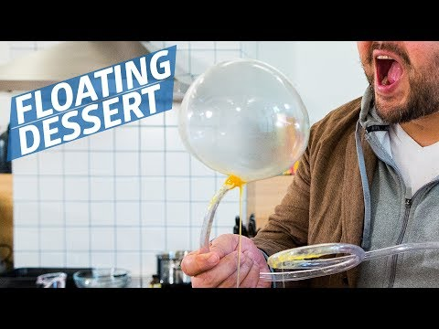 How to Make a Floating Edible Balloon — You Can Do This!