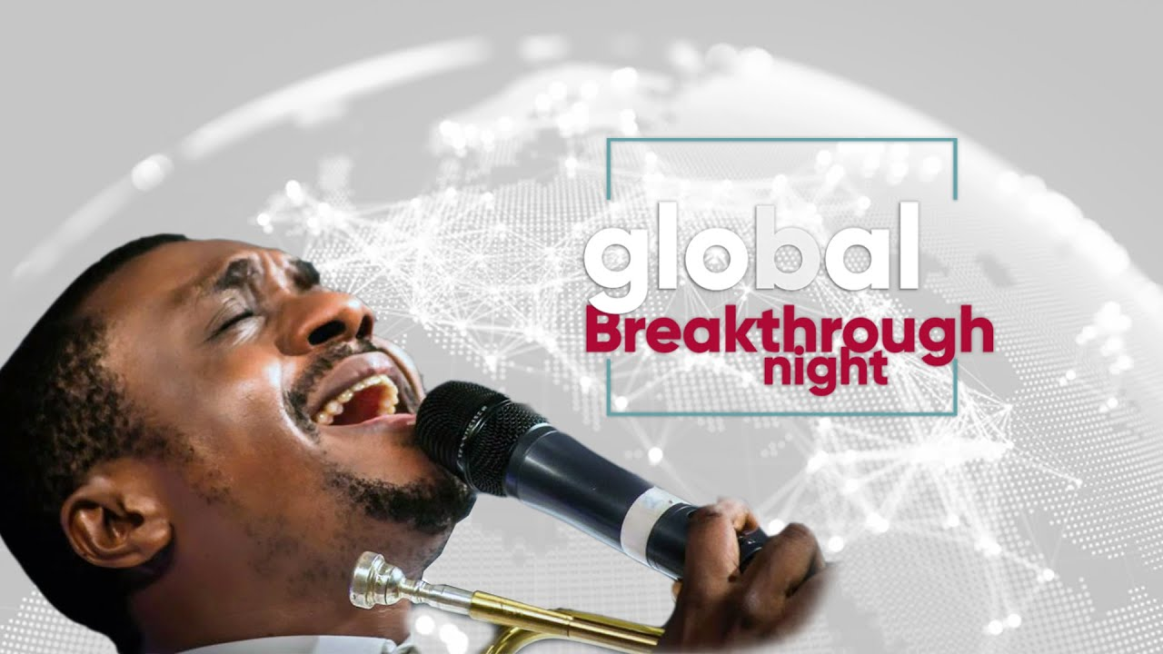 Powerful Worship by Nathaniel Bassey | The Liberty Church Global Breakthrough Night