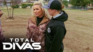 Natalya finally opens up about her father: Total Divas, Oct. 15, 2019