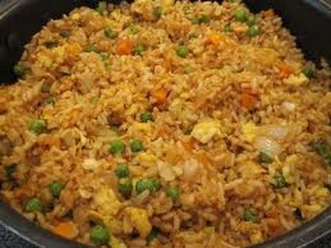 Beef Fried Rice Video - How To Cook Beef Fried Rice