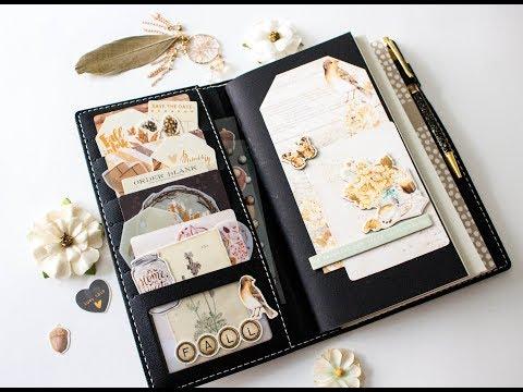 Travelers Journal with Bona Rivera-Tran~ Amber Moon