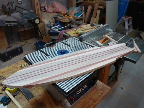 Custom Build Longboard Cruiser - Torpedo Design Board - Girl's Rock
