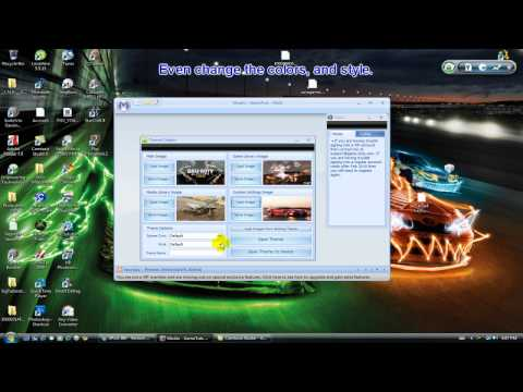 How to Get a Custom Xbox 360 Theme with USB and Transfer Cable