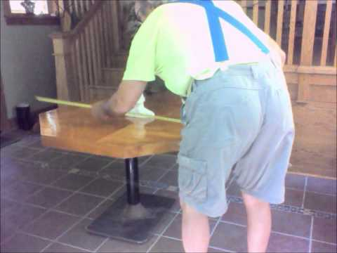Pip Project Octagonal Table