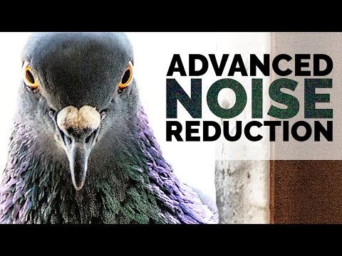 Noise Reduction in Photoshop CC