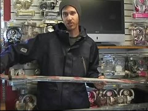 Snow Ski Equipment : Freestyle Skis