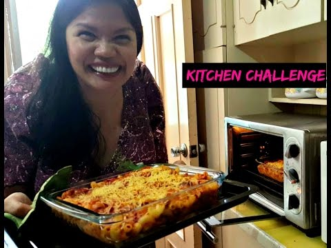 Kitchen Challenge: Baked Macaroni with Corned Beef | The Soshal Network