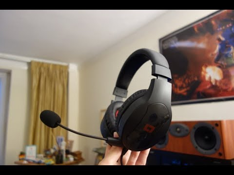 Lioncast LX20 review - The BEST budget gaming headset - By TotallydubbedHD