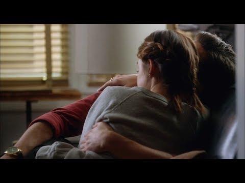 Aria & Ezra 7x20 (pregnancy issues scenes)
