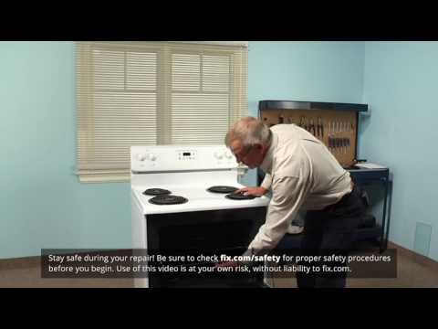 Frigidaire Range Repair – How to replace the Oven Rack