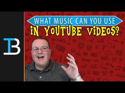 What Music Can You Use in YouTube Videos?!? (6 Places To Get Music You Can Use on YouTube)