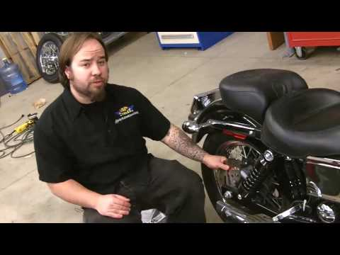 J&P University presents How-to Check Your Motorcycle Brakes