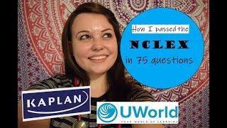 How I studied & passed NCLEX in 75 Q's - PakVim net HD Vdieos Portal
