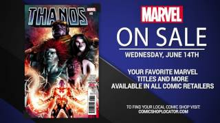 Marvel NOW! Titles for June 14