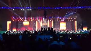 Shah Rukh khan live Performance at Reliance RIL 40 YEARS