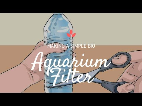 DIY Cheap Home Aquarium Filter..