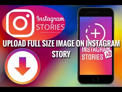 How To Size Images For Instagram Stories