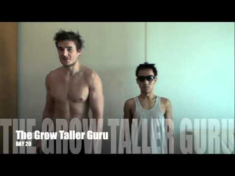 How To Grow Taller - Day 20 of Michael's Transformation