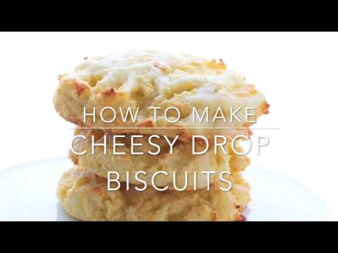 How to Make Low Carb Drop Biscuits