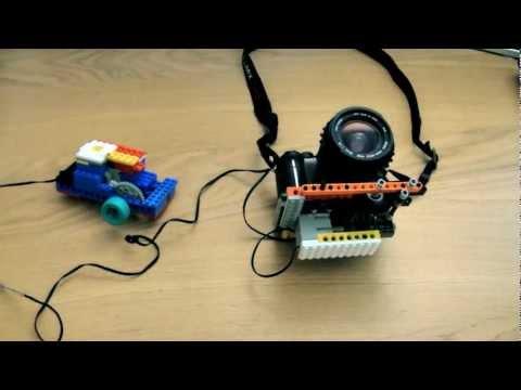 LEGO Remote Follow Focus