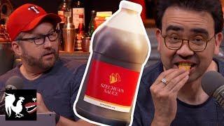 RT Podcast #450 - Szechuan Sauce Taste Test | Rooster Teeth