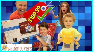 GUESS The PRiCE, I'LL BUY It! Shopping Challenge / That YouTub3 Family I The Adventurers