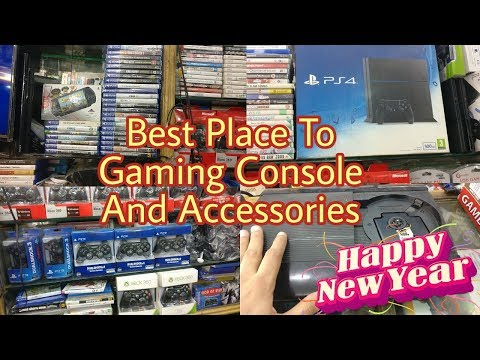 Cheapest Gaming Market | Ps4 Rs.16000| Xbox Rs.15000| Gaming Titles | Accessories | Discount