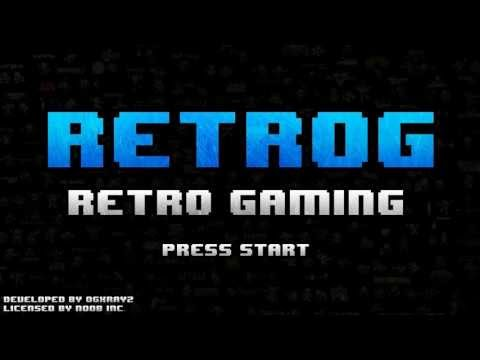 RetrOG Channel Promo- My Second Channel! Retro Gaming at its finest!