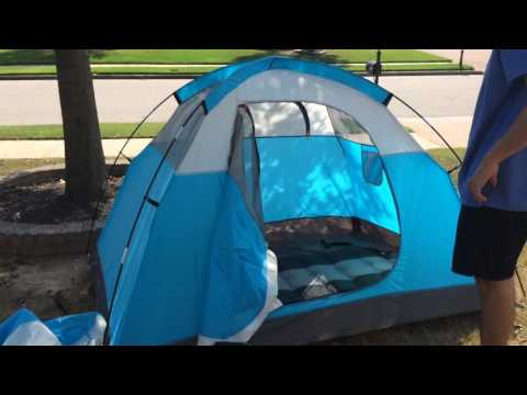 Self-Inflating Camping Pad with Pillow by Itechzhu
