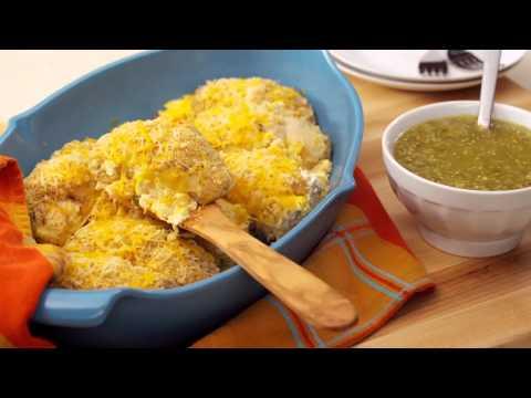 Philadelphia Cream Cheese - Creamy Jalapeno Stuffed Chicken