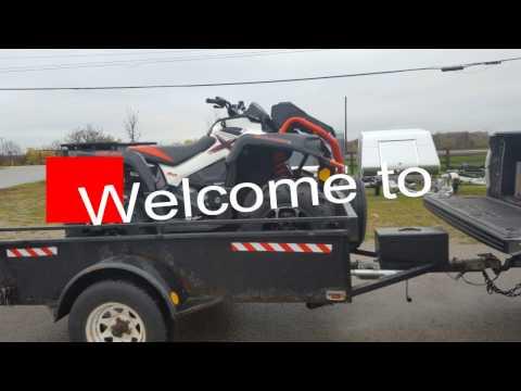 ATV box jig for xmr 570