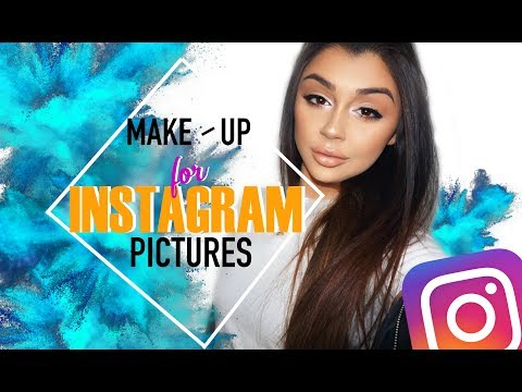 PERFECT MAKEUP FOR FLAWLESS INSTAGRAM PICTURES!   | TheSarahSalvini