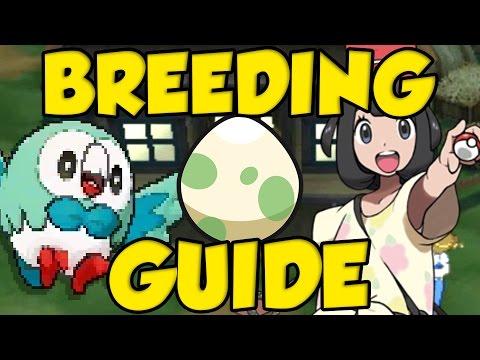 POKEMON SUN AND MOON BREEDING GUIDE! Best Pokemon Sun and Moon IVs and Hidden Ability Breeding