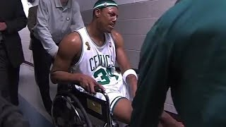 Top 5 Times Athletes FAKED an Injury