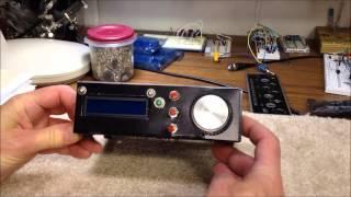 Multi-band DDS-VFO controller by arduino nano - Vidly xyz