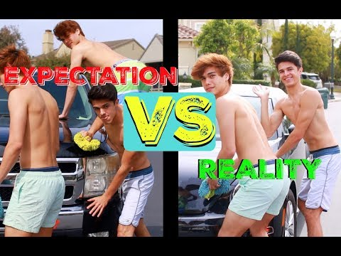 What You THINK You Look Like VS What You ACTUALLY Look Like | Brent Rivera